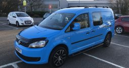 Volkswagen CADDY MAXI C20 TDI 1.6 SPORTLINE CONVERSION (145 bhp, 332 nm torque ENGINE MAP)