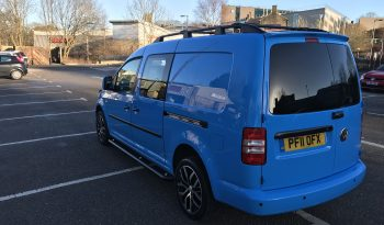 Volkswagen CADDY MAXI C20 TDI 1.6 SPORTLINE CONVERSION (145 bhp, 332 nm torque ENGINE MAP) full