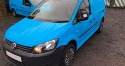2011 Volkswagen CADDY MAXI C20 TDI 1.6 Panel Van 5dr Diesel Manual (101 bhp)